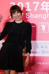 Milla Jovovich – Golden Goblet Awards Press Conference – Shanghai International Film Festival 06/25/2017 June 27, 2017 |Leave a Comment (Edit)