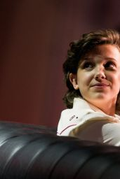 Millie Bobby Brown - Argentina Comic Con 5/26/2017