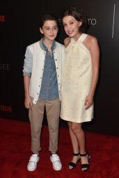 Millie Bobby Brown - Netflix