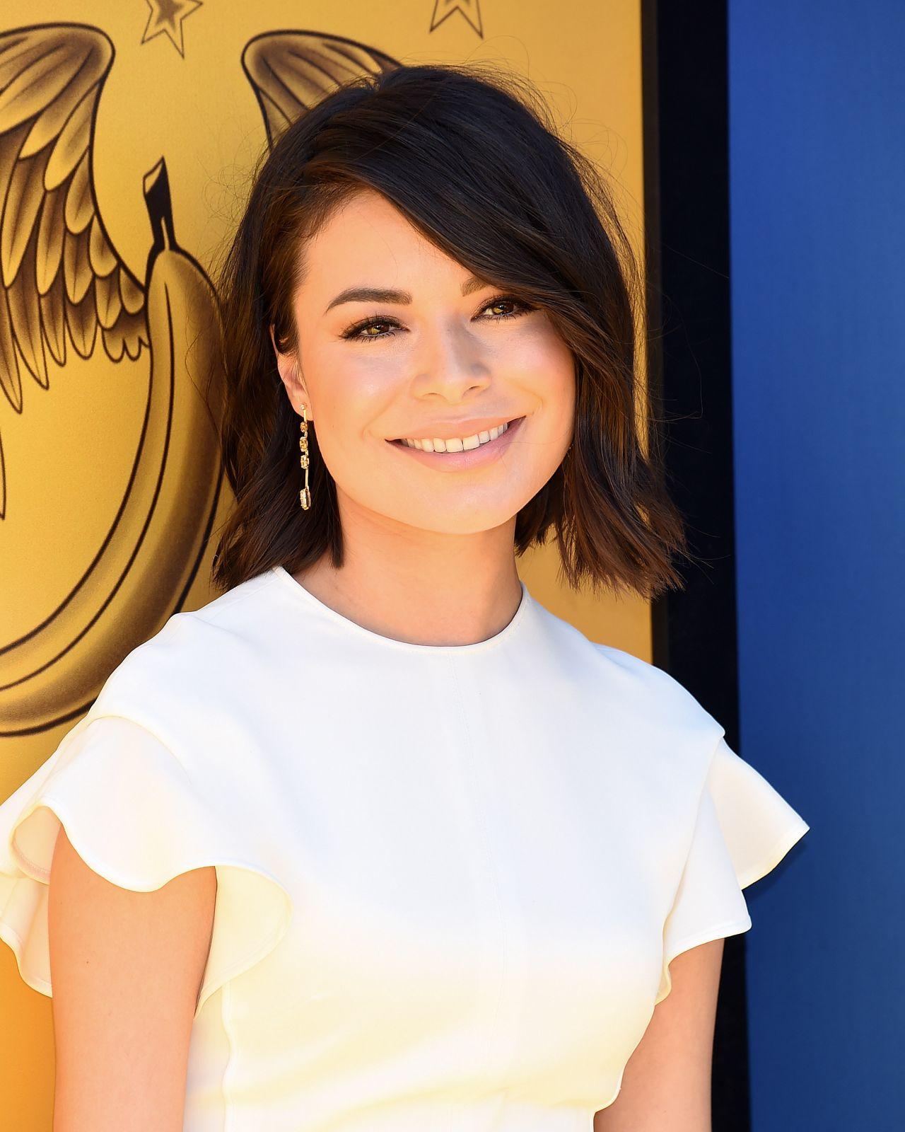 Miranda Cosgrove Despicable Me 3 Premiere In Los