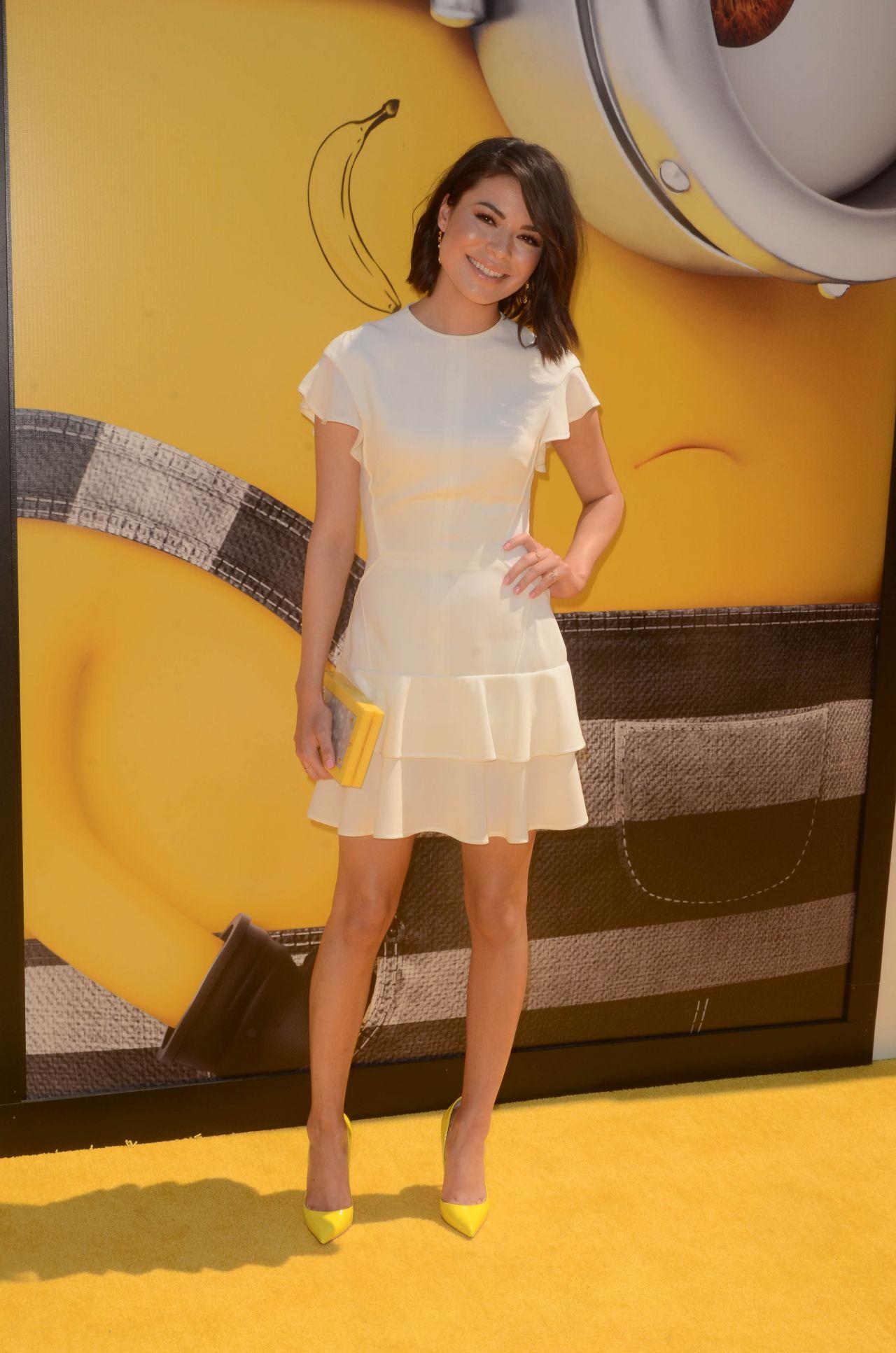 """Miranda Cosgrove – """"Despicable Me 3"""" Premiere in Los ... Miranda Cosgrove Despicable Me"""