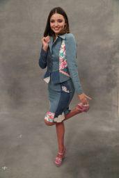 Miranda Kerr – MOSCHINO Spring Summer 2018 Collection in LA 06/08/2017