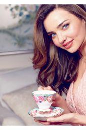 Miranda Kerr - Royal Albert Photoshoot 2017