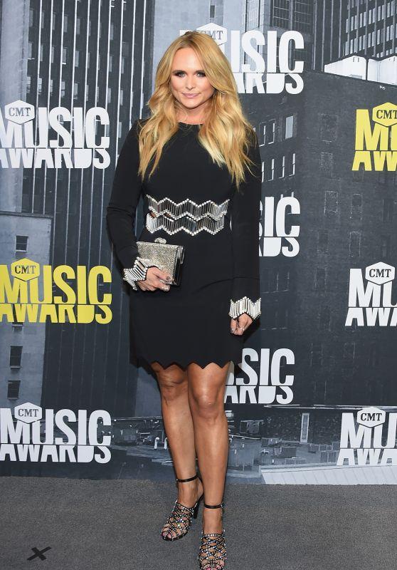 Miranda Lambert – CMT Music Awards in Nashville 06/07/2017