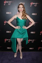 "Molly Bernard – ""Younger"" Season 4 Premiere in New York 06/27/2017"
