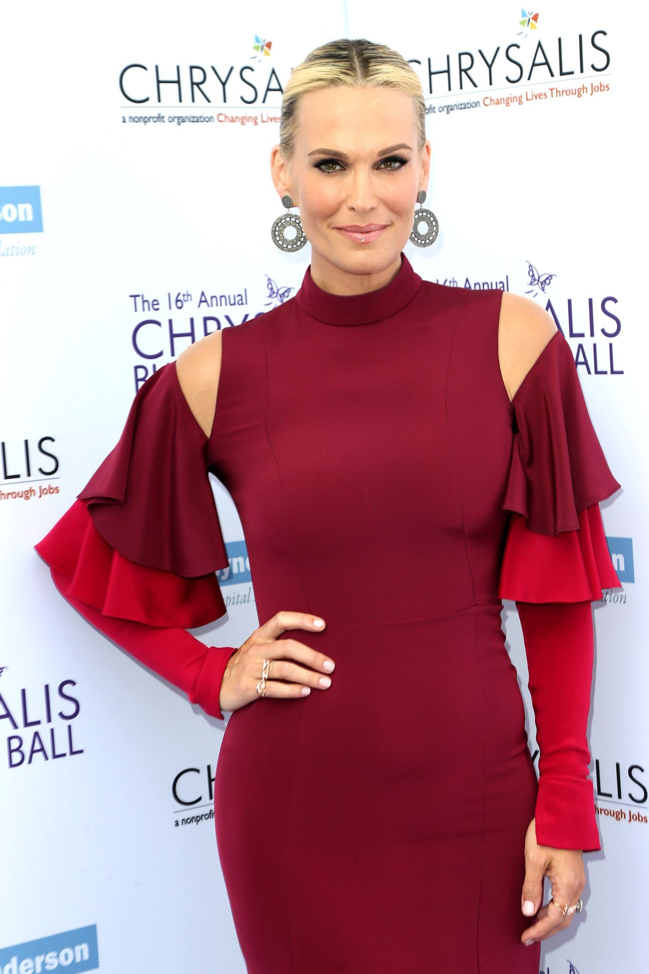 Molly Sims at Chrysalis Butterfly Ball
