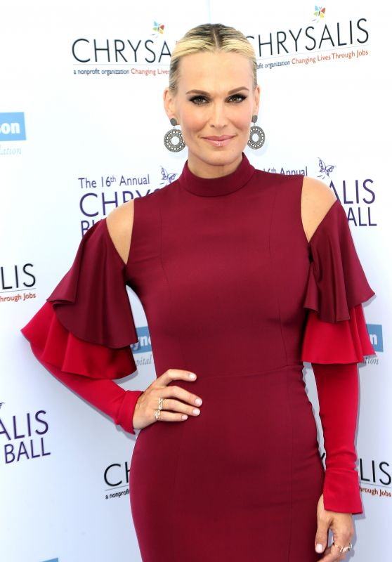 Molly Sims – Chrysalis Butterfly Ball in Los Angeles 06/03/2017