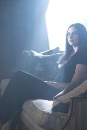 "Morena Baccarin - ""Gotham"" Season 3 Promo Pictures - Episode 22"