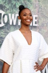 "Nafessa Williams – ""Twin Peaks"" Premiere in Los Angeles 05/19/2017"