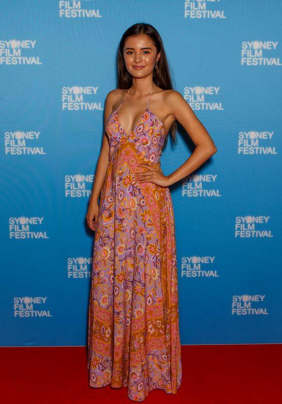 "Naomi Sequeira – ""That's Not Me"" Premiere at Sydney Film Festival 06/10/2017"