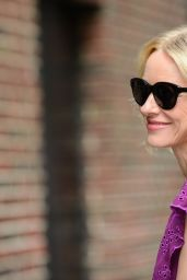 """Naomi Watts - Enters the """"The Late Show"""" in NYC 06/29/2017"""