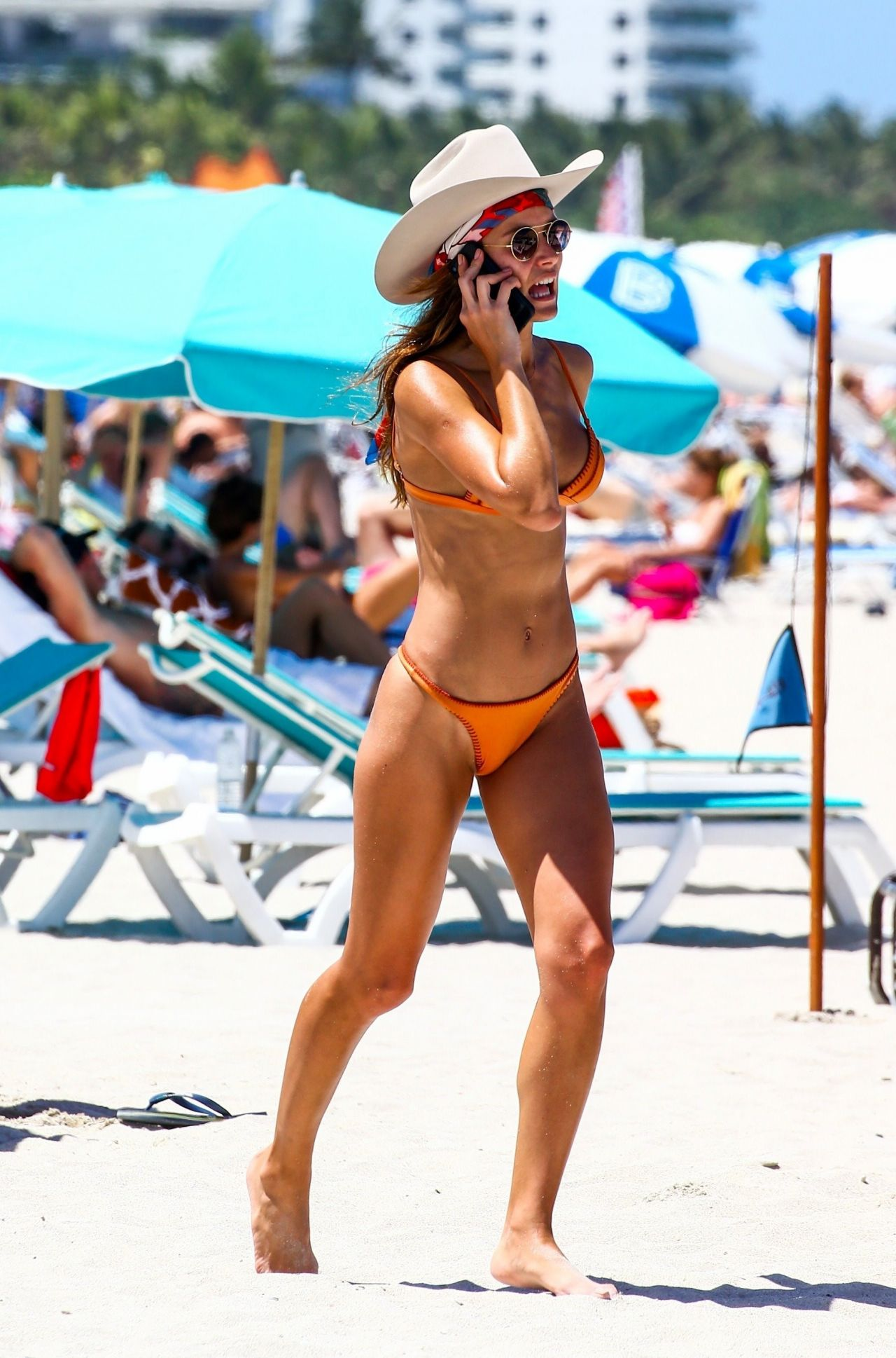 Natalia Borges in Bikini in Miami Beach Pic 12 of 35