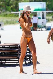 Natalia Borges in Bikini in Miami, FL 06/25/2017