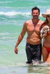 Natalia Borges in Bikini in Miami, FL 06/25/2017