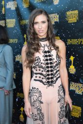 Natasha Halevi – Saturn Awards in Los Angeles 06/28/2017