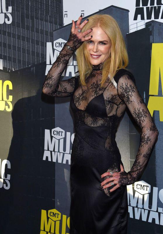 Nicole Kidman - 2017 CMT Music Awards in Nashville