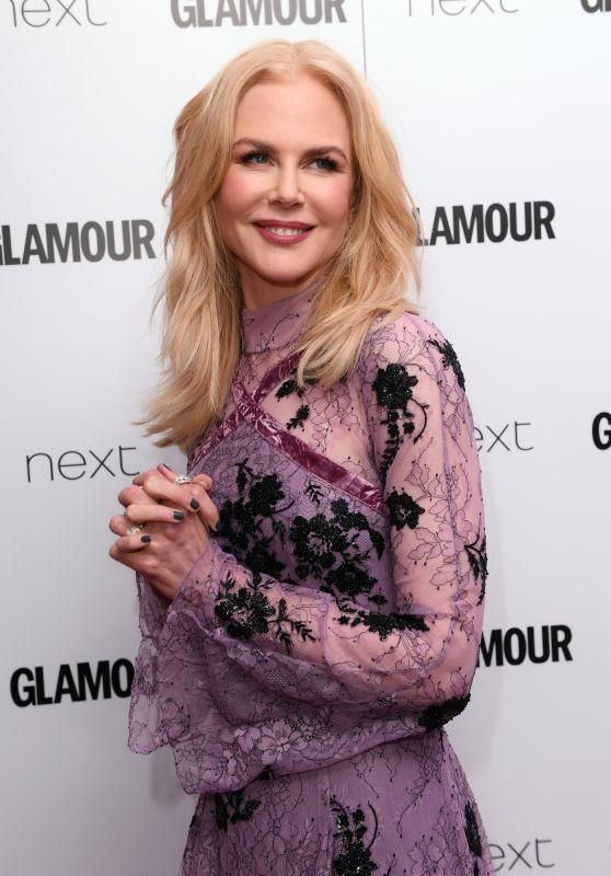 Nicole Kidman  – Glamour Women Of The Year Awards in London, UK 06/06/2017