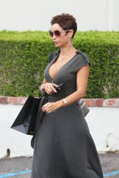 Nicole Murphy - Out in Los Angeles 06/08/2017