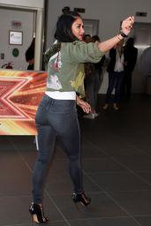 Nicole Scherzinger - X Factor Auditions in Manchester, England 06/25/2017