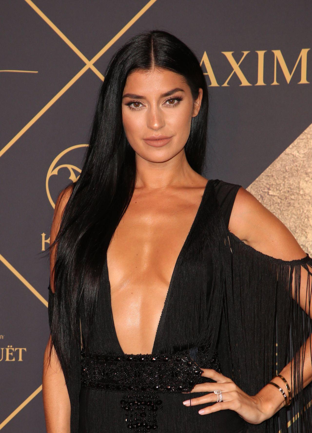 Nicole Williams Maxim Hot 100 Party In Los Angeles 06 24