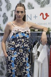 "Nieves Alvarez - ""N+V"" Fashion Show at FIMI at Pabellon de Cristal in Madrid, Spain 06/23/2017"