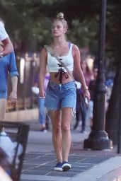 Nina Agdal - Out in NY 06/11/2017