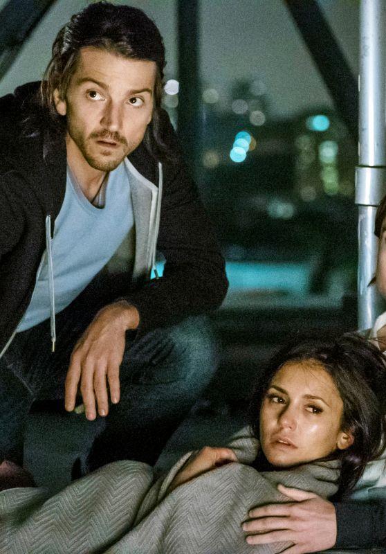 Nina Dobrev and Ellen Page - Flatliners (2017) Movie Stills