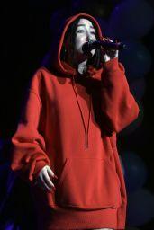 Noah Cyrus Performas Live at BLI Summer Jam Concert in NY 06/16/2017