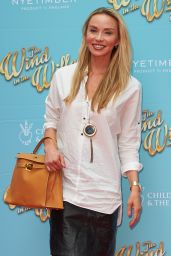"""Noelle Reno – """"The Wind in the Willows"""" Musical Opening Night in London, UK 06/29/2017"""