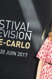Odile Vuillemin - Golden Nymph Nominees at Monte Carlo TV Festival 06/19/2017