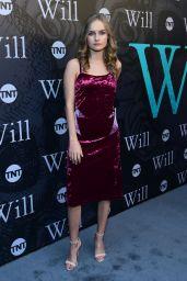 "Olivia DeJonge - ""Will"" TV Show Premiere in New York 06/27/2017"