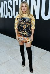 Olivia Holt - MOSCHINO Spring Summer 2018 Menswear and Women