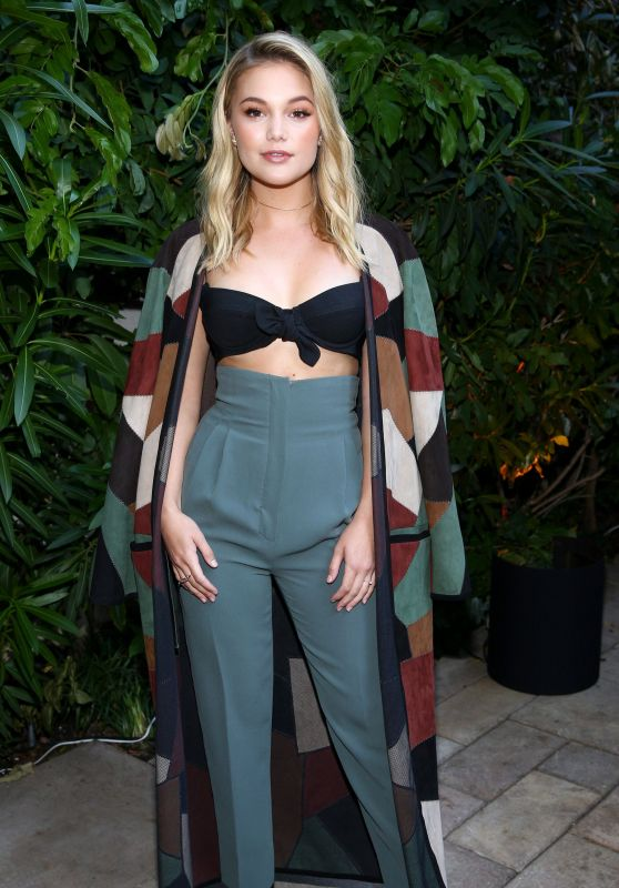 Olivia Holt – Women In Film Max Mara Face of the Future Awards in LA 06/12/2017