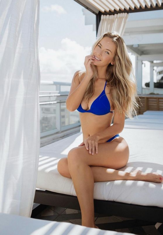 Olivia Jordan Bikini Pics - June 2017