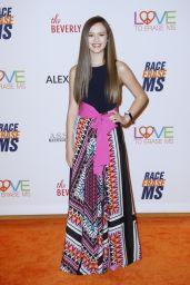 Olivia Sanabia - Race to Erase MS Gala in LA, May 2017