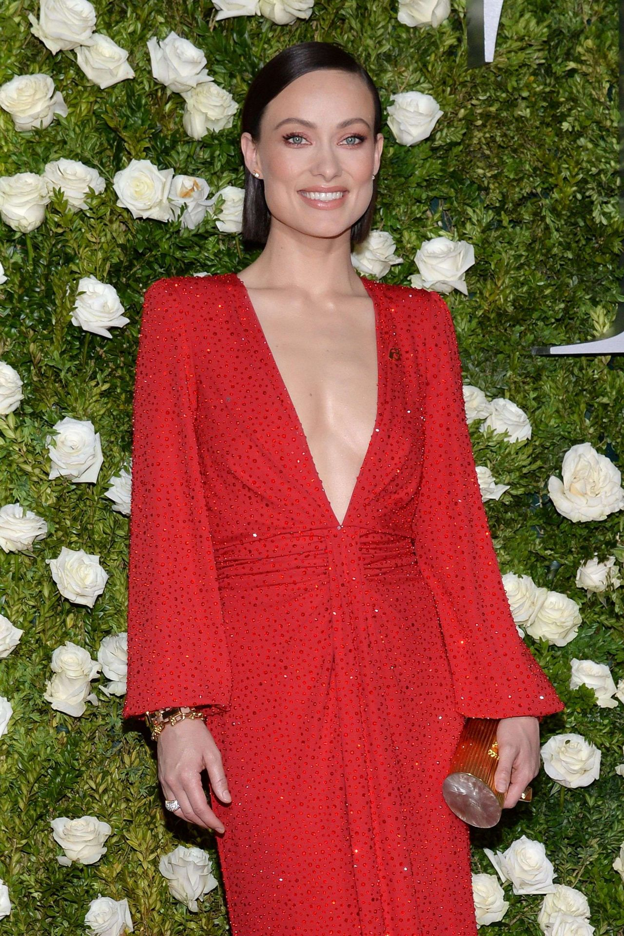 Olivia Wilde - Tony Awards in New York City 06/11/2017 Olivia Wilde
