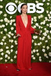 Olivia Wilde - Tony Awards in New York City 06/11/2017