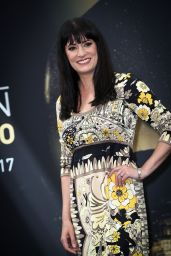 """Paget Brewster - """"Criminal Minds"""" Photocall - Monte Carlo TV Festival 06/19/2017"""