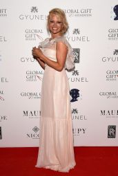 Pamela Anderson - Global Gift Gala for The Diana Award in Northampton, England 06/14/2017