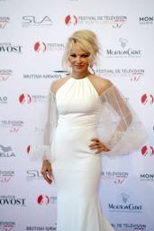 Pamela Anderson – Monte Carlo TV Festival Opening Ceremony 06/16/2017