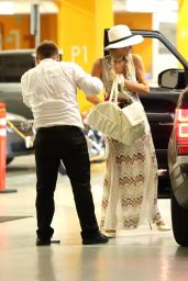 Paris Hilton is Looking All Stylish - Hollywood 06/27/2017