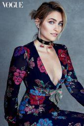 Paris Jackson - Vogue Australia July 2017 Cover and Photos