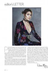 Paris Jackson - Vogue Australia July 2017 Issue