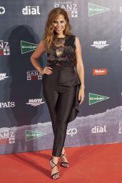 "Pastora Soler - Alejandro Sanz Concert ""Mas Es Mas"" in Madrid 06/24/2017"
