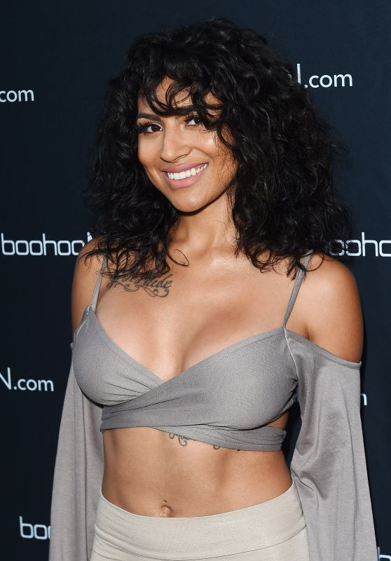 Paula DeAnda - boohooMAN.com Launch Party in LA 06/20/2017
