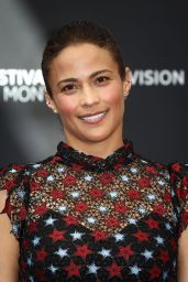 Paula Patton - Monte Carlo TV Festival 06/19/2017