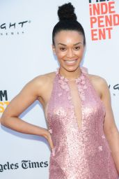 "Pearl Thusi – ""The Book of Henry"" Premiere at Los Angeles Film Festival 06/14/2017"