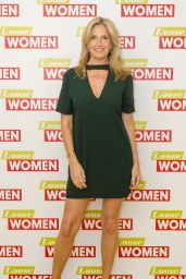 Penny Lancaster - Loose Women TV Show in London, UK 06/29/2017