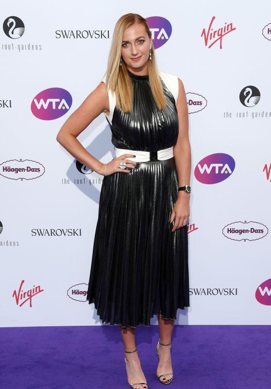 Petra Kvitova - WTA Pre-Wimbledon Party in London 06/29/2017