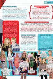 Peyton Roi List - It GiRL Magazine July 2017 Issue